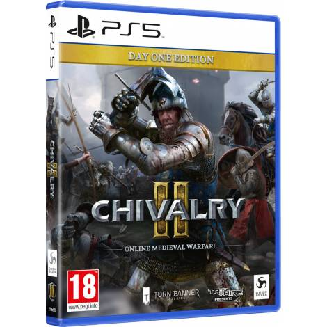 Chivalry II Day One Edition (PS5)