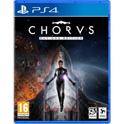 Chorus - Day One Edition - (με pre-order bonus) (PS4)