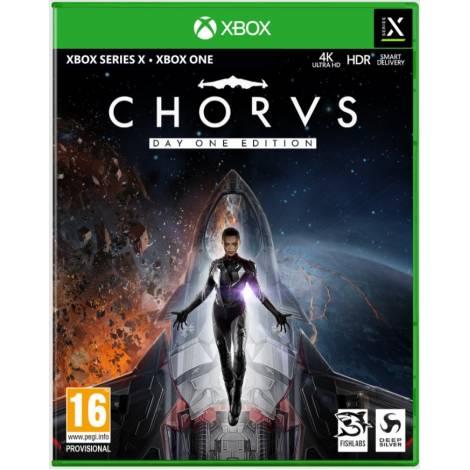 Chorus - Day One Edition - (με pre-order bonus) (Xbox One/Series X)