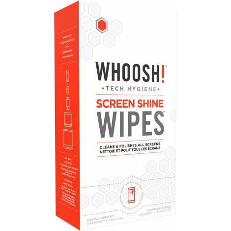 CLEANER WHOOSH! SCREEN SHINE WIPES 30p (1CSWP30CT)