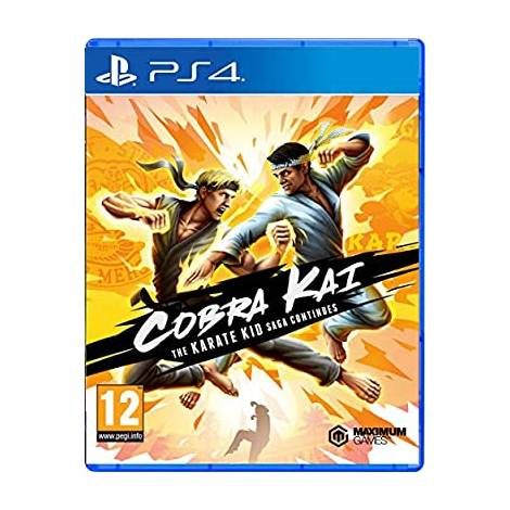 Cobra Kai : The Karate Kid Saga (PS4)