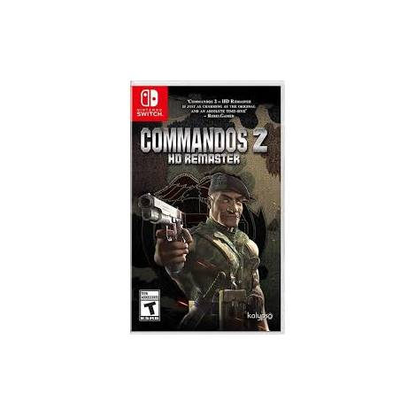 Commandos 2 - HD Remaster (NINTENDO SWITCH)