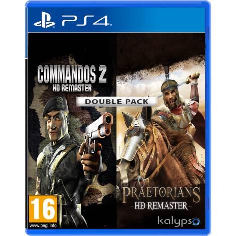 Commandos 2 & Praetorians HD Remaster (PS4)