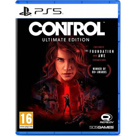 Control - Ultimate Edition (PS5)