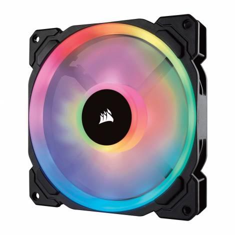 CORSAIR FAN LL140 RGB D.LOOP PWM 2P LNP