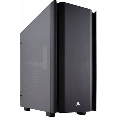 Corsair Obsidian 500D Tempered Glass Midi Tower Gaming Case USB3.1, Black (CC-9011116-WW)
