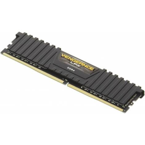Corsair Vengeance LPX 8 GB (1 x 8 GB) DDR4 2666 MHz C16 XMP 2.0 High Performance Desktop Memory Module, Black (CMK8GX4M1A2666C16)