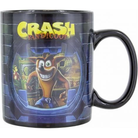 Crash Bandicoot - Heat Change Mug (PP5123CR)