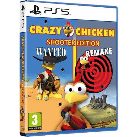 CRAZY CHICKEN: SHOOTER EDITION (PS5)
