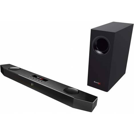 Creative Gaming Soundbar Sound BlasterX Katana Multi-channel Gaming Soundbar, Black (51MF8245AA000)