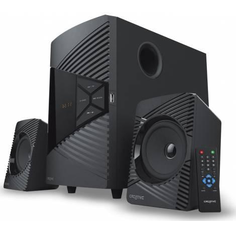 Creative Speakers E2500 2.1 Black