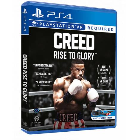 Creed: Rise to Glory VR (PS4) (Vr Required)