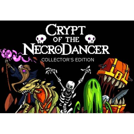 Crypt Of The Necrodancer - Collector`s Edition (PS4)