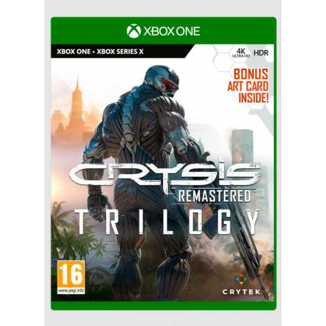 Crysis Remastered Trilogy (Xbox One/Series X)