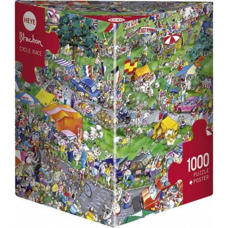 Cycle Race 1000pcs (29888) Heye