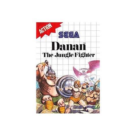 Danan : The Jungle Fighter (SEGA MASTER SYSTEM)