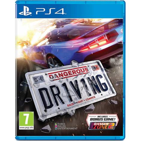 Dangerous Driving (PS4)