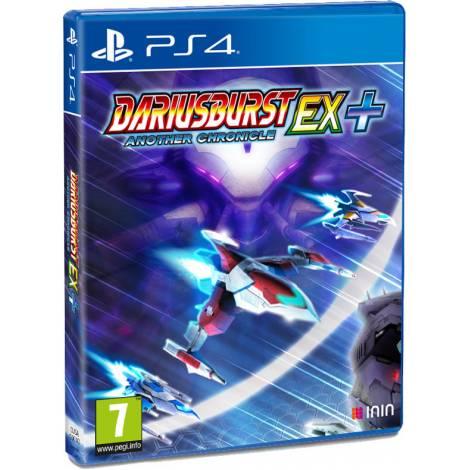 Dariusburst: Another Chronicle EX+ (PS4)