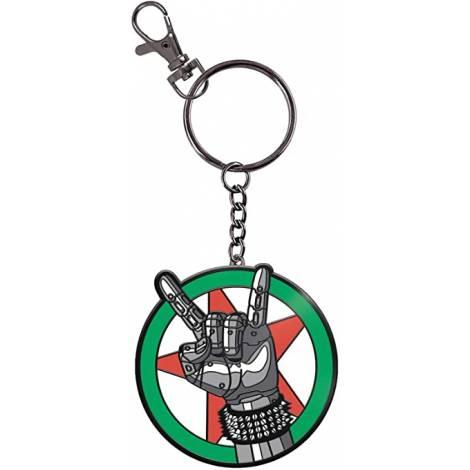 Dark Horse : Cyberpunk - Silverhand Keychain (3006-709)
