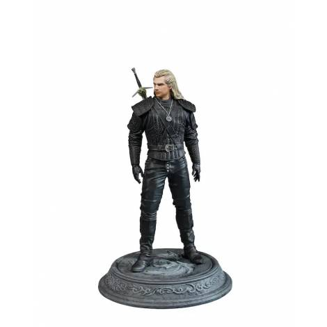 Dark Horse: The Witcher (Netflix) - Geralt (22cm) PVC Statue (3008743)