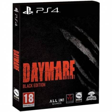 Daymare : 1998 Black Edition (PS4)