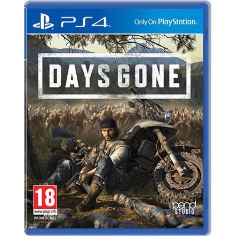 Days Gone (PS4) (Αγγλική Έκδοση)