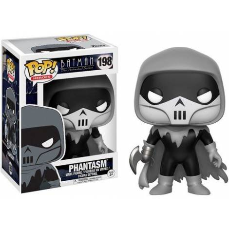 DC Comics Funko Pop! 13650 Vinyl Batman Animated Btas Phantasm Figure #198