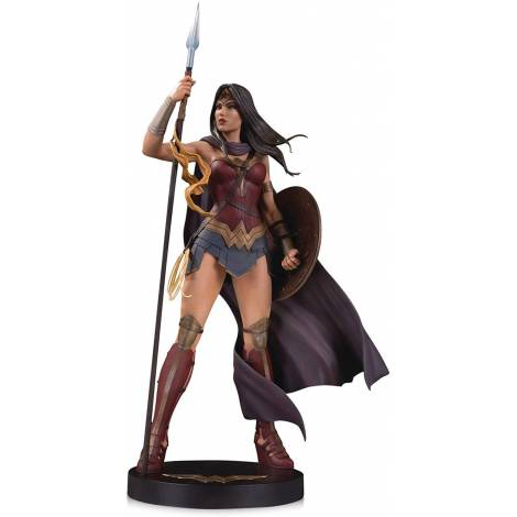 DC Designer Series - Wonder Woman By Jenny Frison Statue (40cm) (DEC180680)