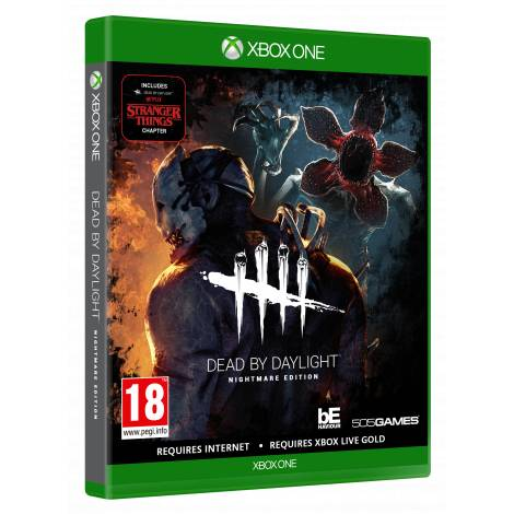 DEAD BY DAYLIGHT NIGHTMARE EDITION (Xbox One)