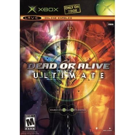 Dead Or Alive 2 Ultimate (XBOX) (CD Μονο) (Αμερικανικο)