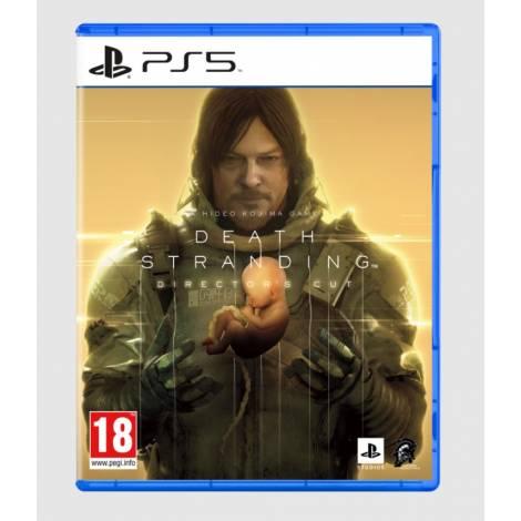 Death Stranding (Director's Cut) (PS5)