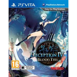Deception IV: Blood Ties (PS Vita)
