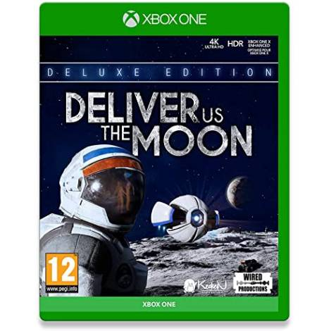 Deliver Us The Moon - Deluxe Edition (ΧΒΟΧ ΟΝΕ)