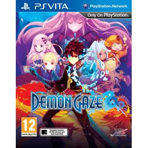 Demon Gaze (PS Vita)