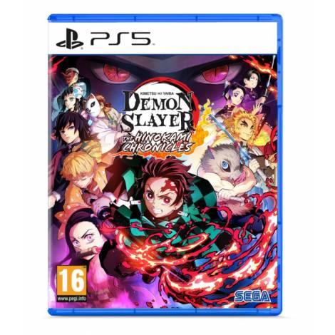 Demon Slayer (Kimetsu no Yaiba): The Hinokami Chronicles (PS5)