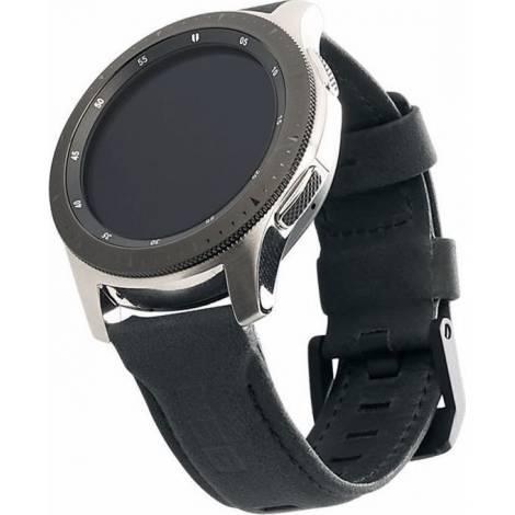 Δερμάτινο Λουράκι UAG Samsung Galaxy Watch 46mm - Black (29180B114040)