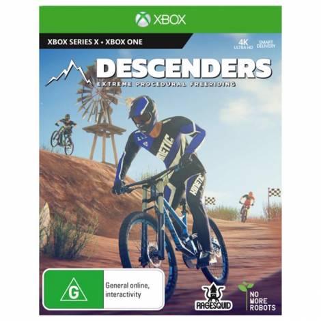 Descenders (XBOX ONE, XBOX SERIES X)