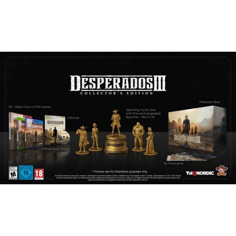 Desperados III Collector's Edition (PS4)