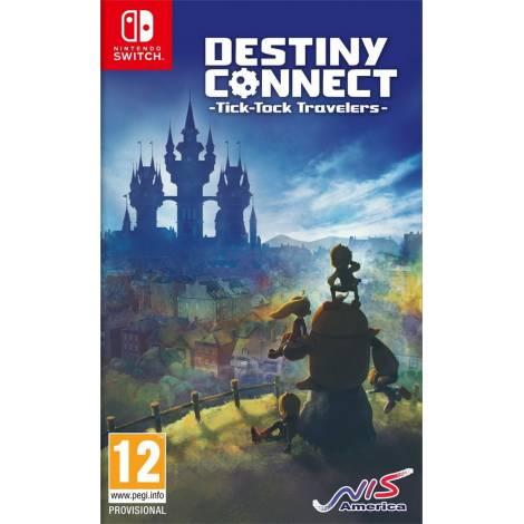 Destiny Connect: Tick-Tock Travelers (Nintendo Switch)