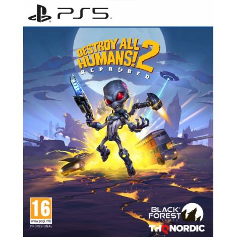 Destroy All Humans! 2 - Reprobed (PS5)