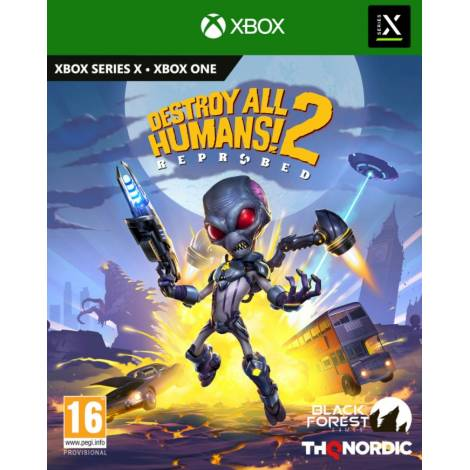 Destroy All Humans! 2 - Reprobed (Xbox One/Series X)