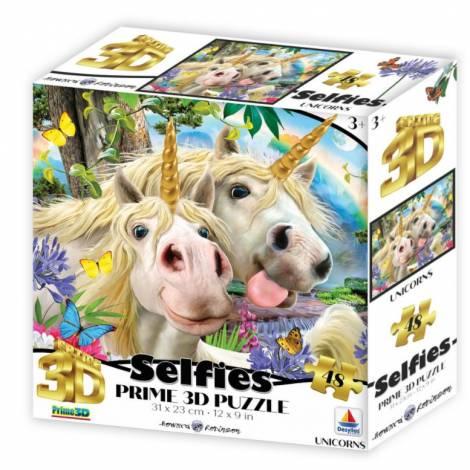 Desyllas Games: Unicorn Selfie Puzzle (410013)