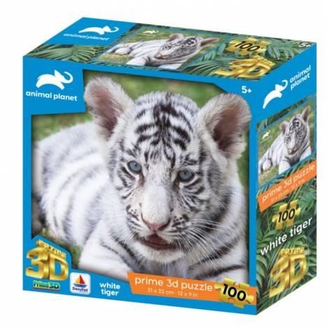 Desyllas Games: White Tiger Puzzle (410017)