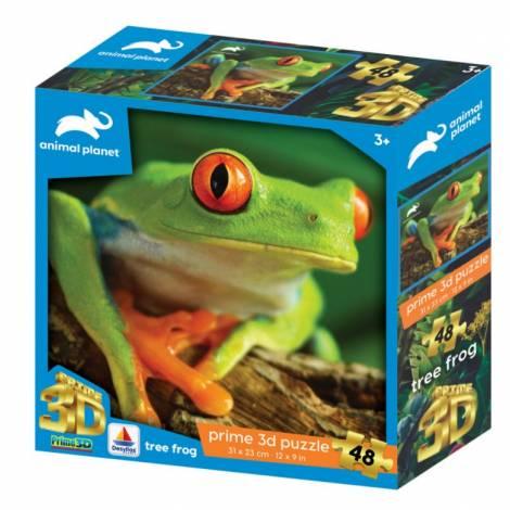 Desyllas Games: Tree Frog Puzzle (410021)