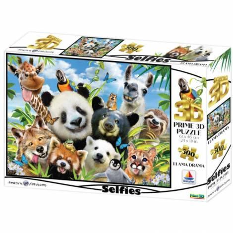 Desyllas Games: Llama Drama Puzzle (410001)