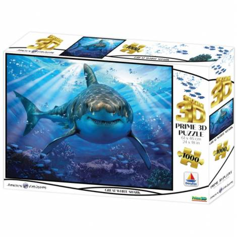 Desyllas Games: Great White Shark Puzzle (410004)