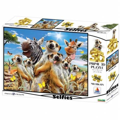 Desyllas Games: Meerkats Selfie Puzzle (410002)
