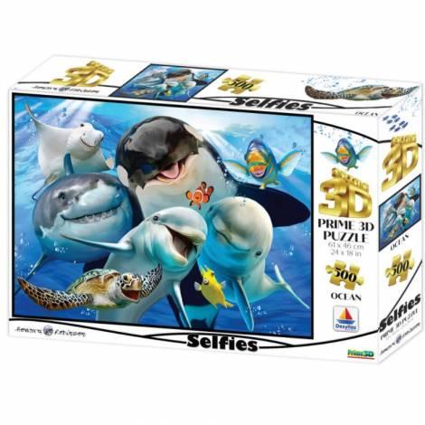 Desyllas Games: Ocean Selfie Puzzle (410003)