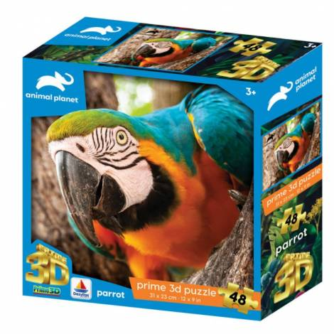 Desyllas Games: Parrot Puzzle (410019)