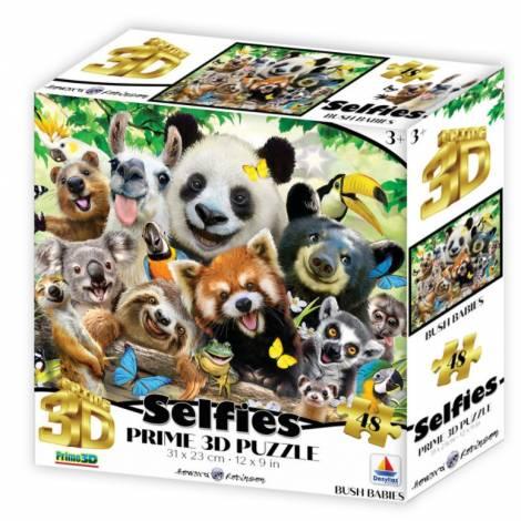 Desyllas Games: Bush Babies Selfie Puzzle (410014)
